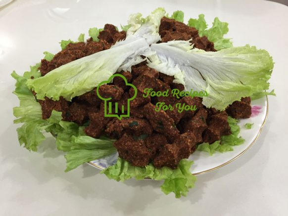 Çiğ Köfte - Steak Tartar A La Turca