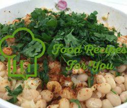 Kidney Bean Salad - Piyaz